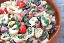 Pastas and Pasta Salads
