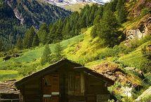 La Suisse / by Marie-France Mury