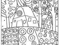 Zentangles - OSHC