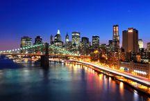 NY NY  / by Kate Baynes
