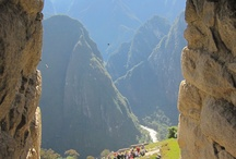 Machu Picchu / We're visiting Machu Picchu and South America for a 20 day adventure, departing on October 29, 2013.