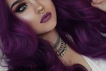 Colore capelli e unghie