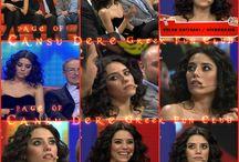 "Beyaz Show for ''Aci Aşk"" 2009 #CansuDere  / #BeyazShow for #AciAşk 2009 #CansuDere"