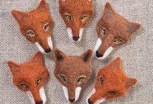 fox dolls