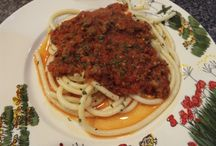 Quick Meat Sauce for Nights on the Run...