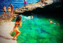 Relaxation / Quite and beautiful Thassos island.
