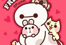 cute cartoon