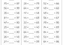 Matematika 3.tř