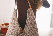 sacs au tricots