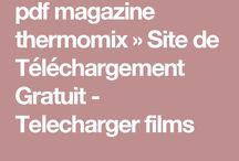 pdf pour telecharger  thermomix