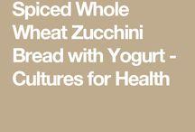 Homemade yogurt recipes