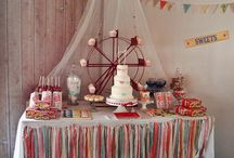 circus 1st birthday