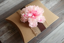 All Things Beautiful come in Pretty Packaging / Wrapping presents / portraits / love