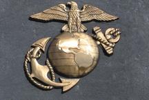 Marines/Military/Patriotic/Merican / by Jennifer Sandoval