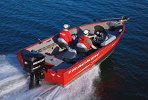 """Tracker Boat / Tracker boats take pride in themselves as they make boats for almost any boating requirement. They brought out the BASS TRACKER, in the year 1978, it was known as the earliest """"fish ready"""" proficiently rigged craft put together.  http://trackerboat.net"""