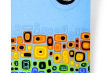 Fused glass / Fused glass creations