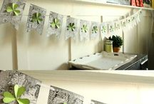 Trends - Pennants / Trending:  Pennants and Banners to be hung for every occasion!