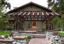 Craftsman Home Color