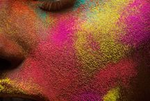 colours / by Cat Arlein