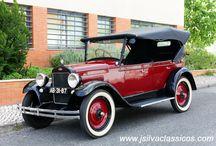 O nosso Chevrolet de 1927 / #Chevrolet Capitol, de 1927