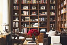 My dream-beauty home library / My dream-beauty home library
