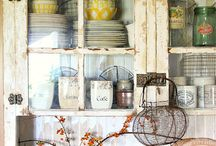 Vintage home ideas / Vintage ideas for the perfect upcycling minded