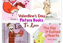 Be My Valentine / Valentine's day books, crafts, activities that would be wonderful for kids. / by Rebecca Grabill