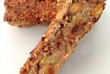 Paleo: snacks & sweets