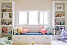 Kids style clothes and furnishings