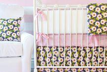 Baby Bedding / by Courtney Bock Designs