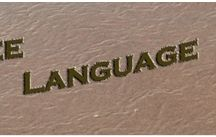 Language websites