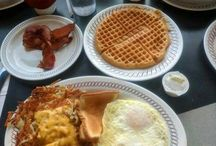 How do you like your All-Star Special? / All the different combinations of our All-Star Breakfast