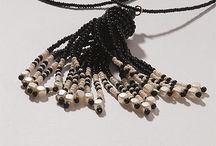Anthos Crafts Beaded Necklaces & Tassels / #Handmade #beaded #necklaces & #tassels in many colors