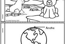 Montessori Geography for Kindergarteners