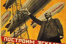 Design - Russian Propaganda Posters