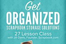 Scrapbook classes