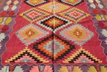 Kilim Rugs - Vintage and Unique