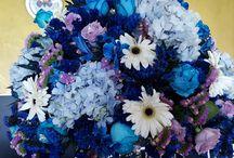 diseño floral / Centros de mesa para eventos sociales