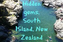 New Zealand - South Island / New Zealand's South Island has a lot to offer and makes a perfect driving holiday. Visit Queenstown, Christchurch and the gorgeous Doubtful and Milford Sounds.