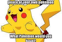 Pokemon (Not Clothes :p) x