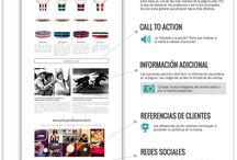 Diseño web para emprendedores / Inspiración y referencias para diseño de sitios web.