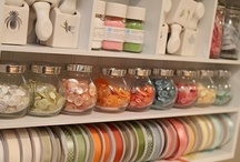 Craft Room / by Misty Brown-Malmstrom
