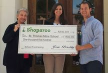 Big Winners! / These schools spread the word about Shoparoo and earned big this past year! Some even won our $1,000 monthly sweepstakes drawing for submitting non-grocery receipts - that's why every receipt counts!