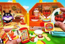 アンパンマンレストランで遊ぼう!❤アニメ&おもちゃ
