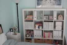Book shelves  / Expedit