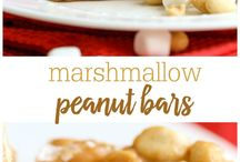 Marshmallow bars