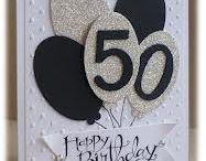 Bursdagskort 50
