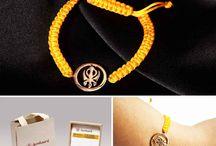 Khanda Bracelets