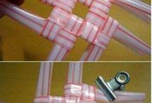 pipetten sepet yapımı