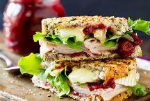 Food - Sandwiches / by Melinda Szerencsy